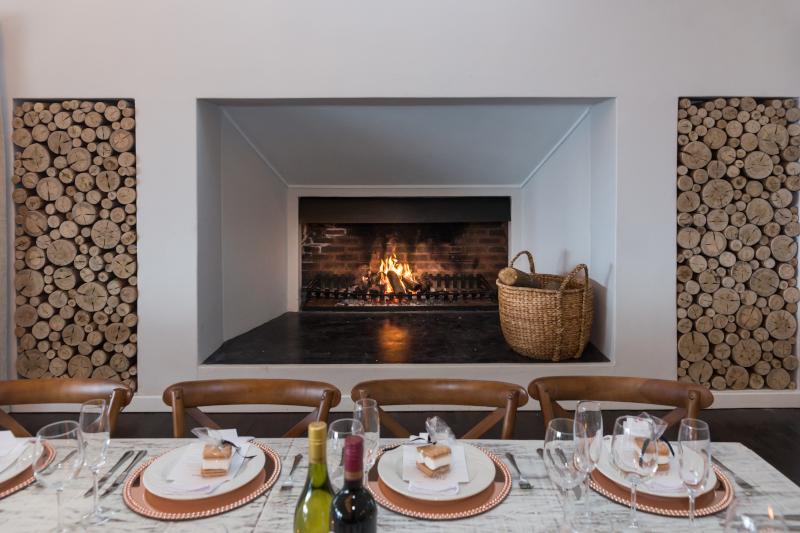 Fireside table
